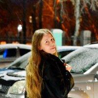 Моя любимая незнакомка :: Владимир Куликов
