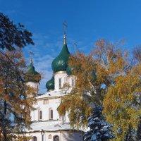 Как зима пришла в Ярославль :: Николай Белавин