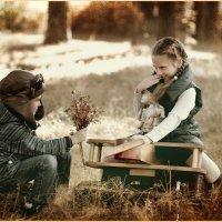 первая любовь :: Мила Гусева