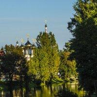 Храм всех Святых в Гусеве. :: Вячеслав Петровский