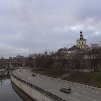 Река Яуза в Москве :: Александра