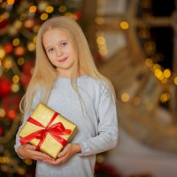 Новогодняя Анастасия :: Кристина Беляева