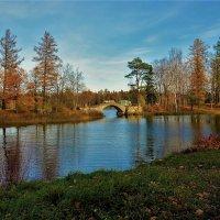 Горбатый мостик... :: Sergey Gordoff