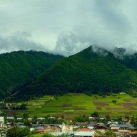 У подножия древних гор... :: алексей афанасьев
