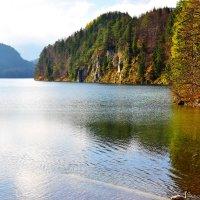Озерная идиллия :: Николай Танаев