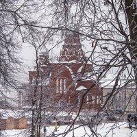 Троицкая церковь :: Сергей Цветков