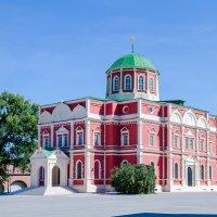 Главный храм Тульского Кремля :: Николай Бирюков