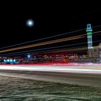 Ночная дорога :: Андрей Кузнецов