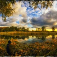Ловись рыбка... :: isanit Sergey Breus