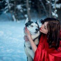 Красная шапочка :: Екатерина