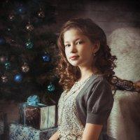 новогодняя сказка для Ангелины :: Татьяна