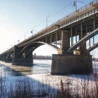 Новосибирск. Вид с набережной :: Владимир Шадрин