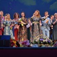 На концерте ансамбля СОРОКА 54 :: Константин Жирнов