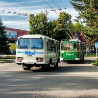 Городской транспорт :: Игорь Сикорский