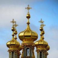 Серкают золотые купола... :: Светлана