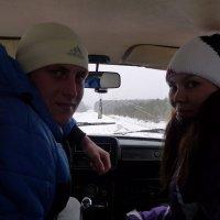 штурман  и  водитель :: Владимир Коваленко