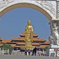 Золотой Будда. :: Виталий Селиванов