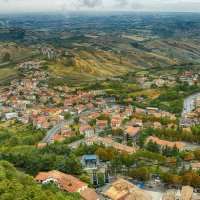 Вид из Сан - Марино :: leo yagonen