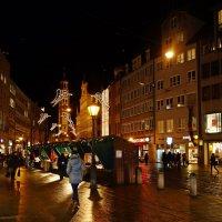 Ангелы летают над Аугсбургом оповещая о приближении Рождества... :: Galina Dzubina