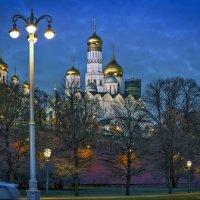 У Кремлёвской стены. :: Viacheslav Birukov