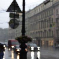Дождь. :: Алексей Ефимов