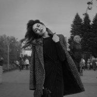 Время черно-белых фото :: Любовь Кастрыкина