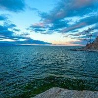 Вечер на Малом Море :: Анатолий Иргл