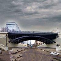 Мост Коцебу – родной брат Эйфелевой башни :: Александр Корчемный