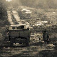 Дороги, которые нас выбирают... :: Александр Поляков