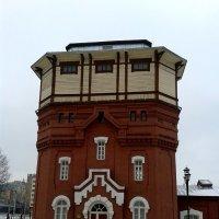 Водонапорная башня :: Мила