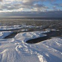 Белое море. Начало замерзания (4) :: Владимир Шибинский