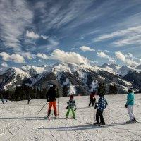 snow alps :: Dmitry Ozersky