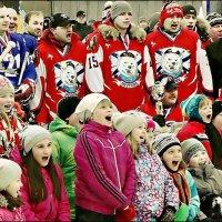 Дети и родители - все победители... :: Кай-8 (Ярослав) Забелин