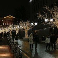 зима заходит в город :: Олег Лукьянов