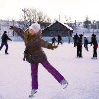 зимние забавы :: леонид логинов