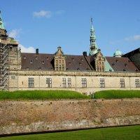 Кронборг (Kronborg) - замок Гамлета в Эльсиноре :: Елена Павлова (Смолова)