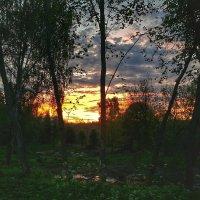 Закаты среднерусской полосы :: Александр Nik'Leme