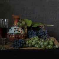 О вине и винограде :: Наталья Джикидзе (Берёзина)