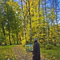 Осенью. :: Senior Веселков Петр