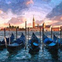ах,Венеция... :: Владимир Беляев ( GusLjar )