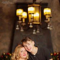 Любовь матери к сыну неиссякаема... :: Кристина Беляева