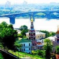 СКАЗОЧНЫЙ ГОРОД :: Анатолий Восточный