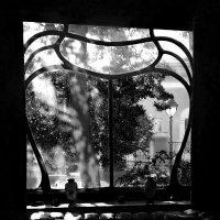 Окно в стиле модерн :: Михаил Малец