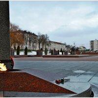 У Вечного огня.. :: Vladimir Semenchukov