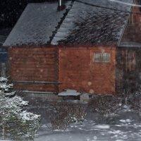 Долгожданный снег :: Николай Масляев