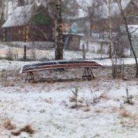 В начале зим, в надежде на весну. :: alexN alex