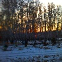 Из окна машины :: Дмитрий Иванцов