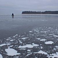 Ледяная живопись :: val-isaew2010 Валерий Исаев