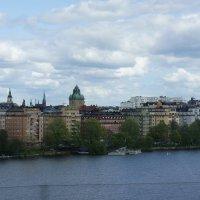 Стокгольм :: Елена Павлова (Смолова)