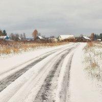 А далее - зима... :: Zoya P.